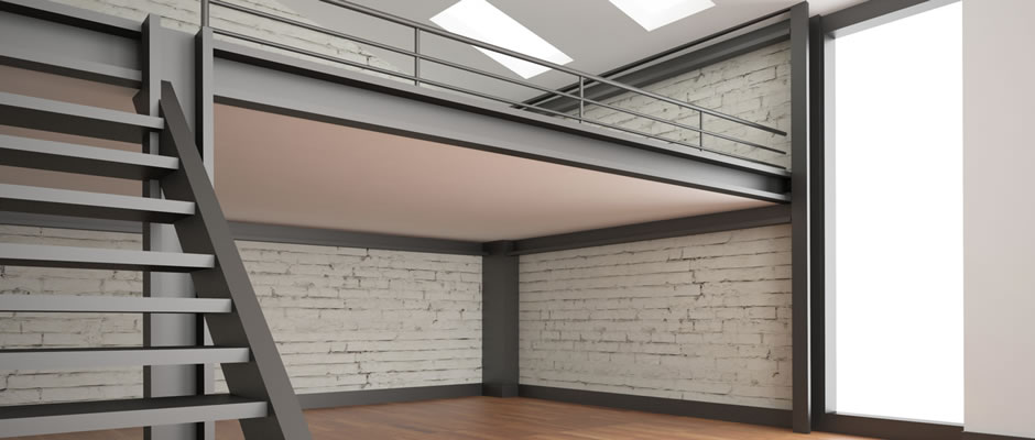 Thames Valley Interiors - Mezzanine Floors
